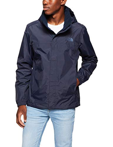 THE NORTH FACE M Resolve 2 Jacket, Jacke XL Blau (Urban Navy/Urban Navy) -