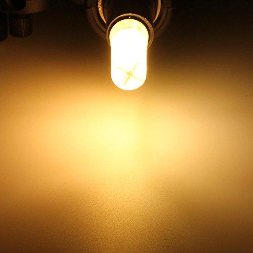 MASUNN MASUNNG4/G9/E11/E12/E14/E17/BA15D dimmbar LED Birne 4W 80 SMD 4014 Corn Light Lampe AC 220V - E17 - Warmes Weiß (Light Base E17)
