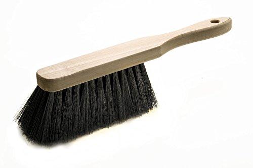 Handfeger, INDUSTRIEHANDFEGER 28cm, Haarmischung, Holzgriff, Holz