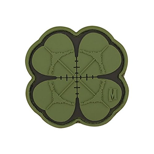 toppa-maxpedition-lucky-shot-clover-patch