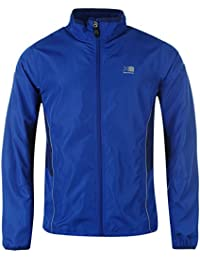Karrimor Mens Running Jacket Jogging Long Sleeve Zip Fastening Coat Top