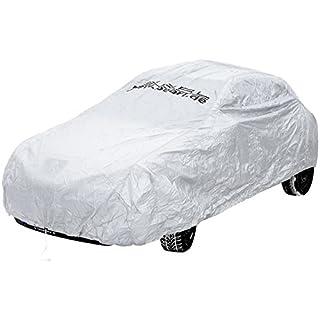 PEARL Autohaube: Auto-Vollgarage für Kleinwagen, 406 x 165 x 119 cm (Mobile Sonnenschutz-Autoabdeckung)