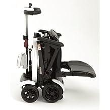 Genie + eléctrico (plegable Movilidad ayuda Viaje Car Boot Roller 4 ruedas, ...