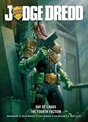 [Judge Dredd Day of Chaos: Fourth Faction] (By: John Wagner) [published: February, 2013]