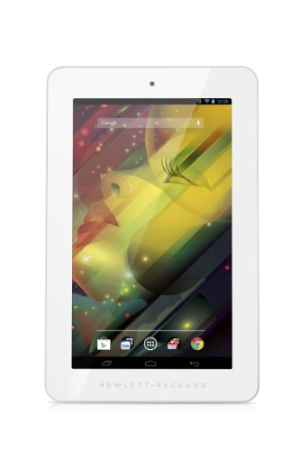 Hp 7 Plus Tablet (7 Inch, 8gb, Wi-fi Only), White