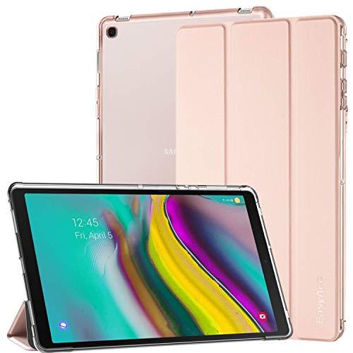 EasyAcc Custodia Cover per Samsung Galaxy Tab S5e 10.5, Ultra Sottile Smart Cover in TPU Flessibile con Sonno/Sveglia la Funzione per Samsung Galaxy Tab S5e 10.5