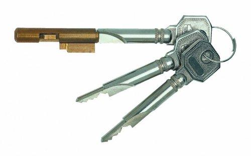 Schlüssellochsperrer mit 3 Schlüsseln incl.3 Schlüssel