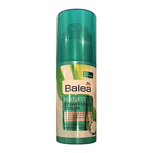 Balea Koerperlotion BodyFIT Straffungs-Serum Sprayflasche 100 ml
