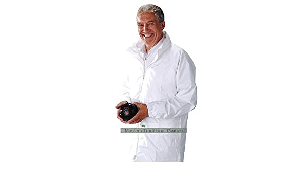 Draytex Unisex Waterproof Bowls Jacket and Trousers MEDIUM