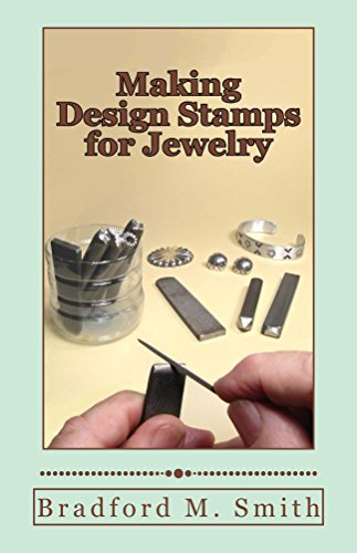 Making Design Stamps for Jewelry (English Edition)