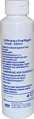 fetaldoppler Ultraschallgel 250 ml Sono- Gel - Ultraschall - Gleitgel Seidel Medizin