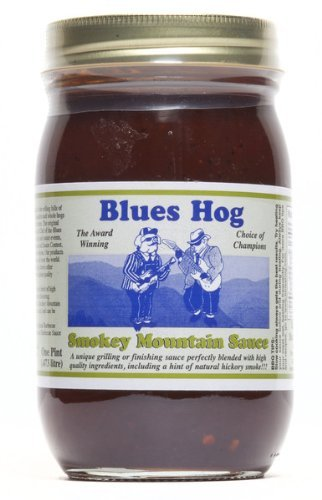 Blues Hog Smokey Mountain Sauce - 16oz by Blues Hog Blue-sauce