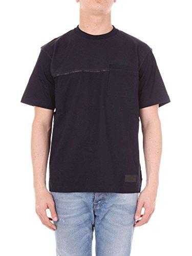 Prada UJN4221NWT T-Shirt Harren blau M