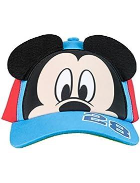 Disney Gorra para niño Mickey Mouse Talla única