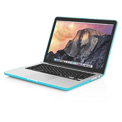 Incipio FEATHER Custodia per MacBook Pro 15 Retina - Nero Traslucido Monotone