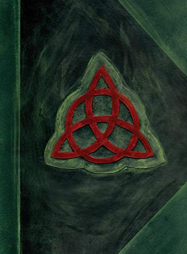 Hardcover Charmed Book of Shadows Replica