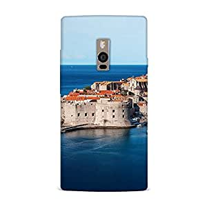 Qrioh Printed Designer Back Case Cover for OnePlus 2 -21M-MP1798