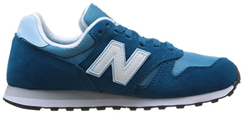 New Balance WL373 B, Baskets mode femme Bleu (Smb Blue)