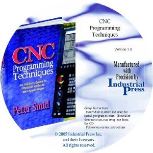 CNC Programming Techniques (Industrial Press Electronic Reference Library)