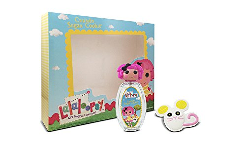 Kids Lalaloopsy Dot Crumbs Sugar Cookie Set Eau de Toilette - 50 ml (Sugar Cookie Crumbs)