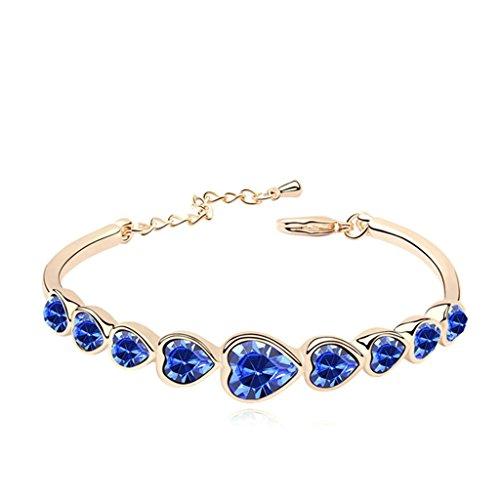 adisaer-plaque-or-bracelets-femme-en-or-bracelets-charms-coeur-damour-bleu-zirconium-55x47cm