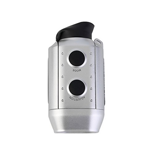 7x Digital Golf Range Finder Scope Entfernungsmesser Tragbarer Laser Range Finder