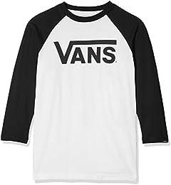 maglietta vans bambino 6 anni