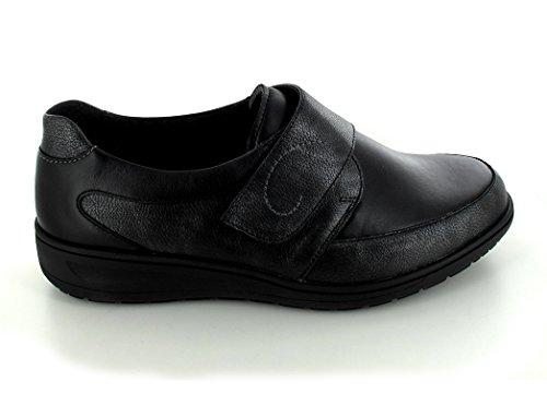 Solidus Kate Chaussures basses à Velcro Noir - Noir