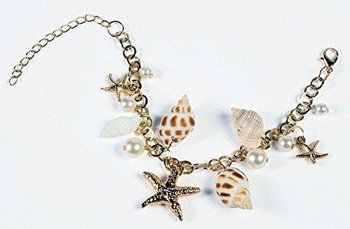 Forum Novelties x75004Meerjungfrau Armband, Damen, Mehrfarbig, One Size