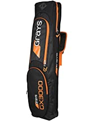 Grays GX3000 - Bolsa, color negro / naranja, talla L
