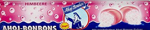 Frigeo Ahoj-Brause Bonbons Himbeere Rolle, 1-er Pack (1 x 960 g)