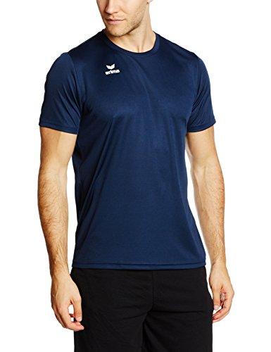 Erima Funktions Teamsport T-Shirt, Herren Funktions Teamsport T-Shirt, Blau (New Navy), L