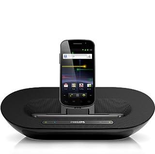 Philips AS351 Radio réveil avec Station d'accueil pour Android enceintes intégré Bluetooth 10 W Noir (B005JZCPDG) | Amazon price tracker / tracking, Amazon price history charts, Amazon price watches, Amazon price drop alerts
