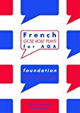 French GCSE Role Plays for AQA Foundation Workbook Pack of 10