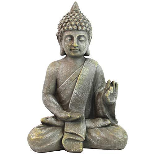 Multistore 2002 Deko Buddha sitzend H53cm - 3