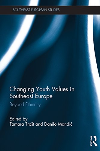 Changing Youth Values in Southeast Europe: Beyond Ethnicity (Southeast European Studies) (English Edition)