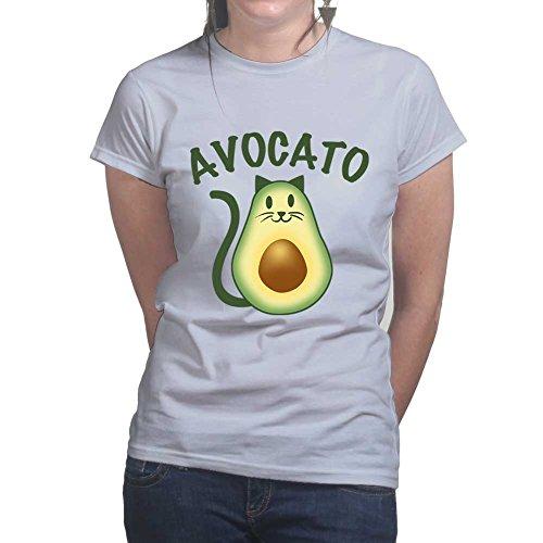 avocado-avocato-cat-kitten-kitty-pet-ladies-t-shirt-top-x-large-grey