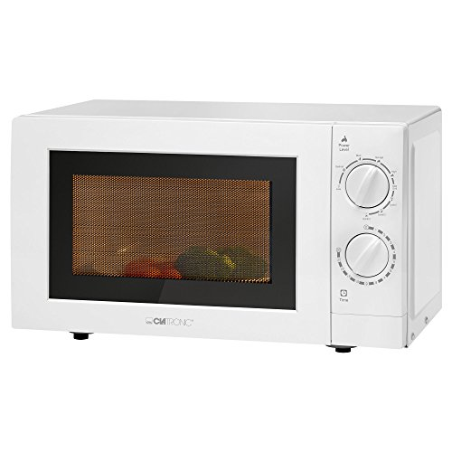 Price comparison product image Micro-ondes avec grill Clatronic MWG 786 20L 700w/900W (blanc)