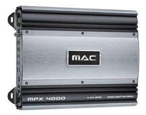 mac audio mpx 4000 amplificateur auto import allemagne gps auto. Black Bedroom Furniture Sets. Home Design Ideas