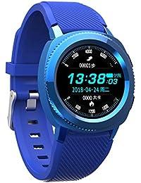colinsa Reloj Deportivo Reloj Inteligente IP68 a Prueba de Agua Paso Supervisión del sueño Llamada Bluetooth Notificación de Llamada Inicio…