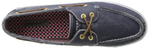 Sperry Top-Sider Bahama Core Tex. Navy, Chaussures femme Bleu Marine
