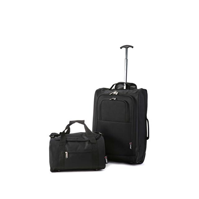 Ryanair Cabine 55x40x20 cm & deuxième sac de transport Ryanair 35x20x20 - Emmenez les deux!