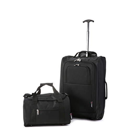 ryanair cabine 55x40x20 cm deuxi me sac de transport ryanair 35x20x20 emmenez les deux. Black Bedroom Furniture Sets. Home Design Ideas