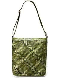 a59a5fd776233 Suchergebnis auf Amazon.de für  Geflochtene Tasche - Grün   Shopper ...