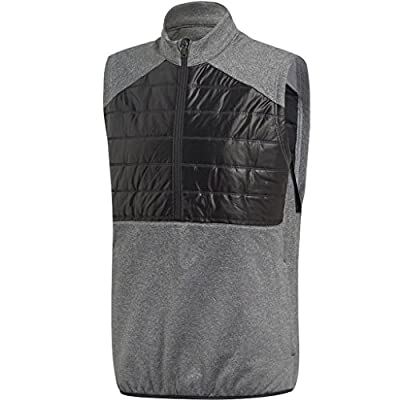 adidas Climaheat Quilted Half-Zip