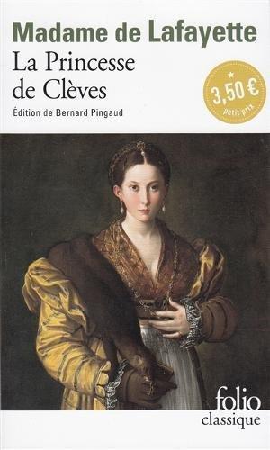 La Princesse de Clèves (Folio Classique) por Madame de Lafayette