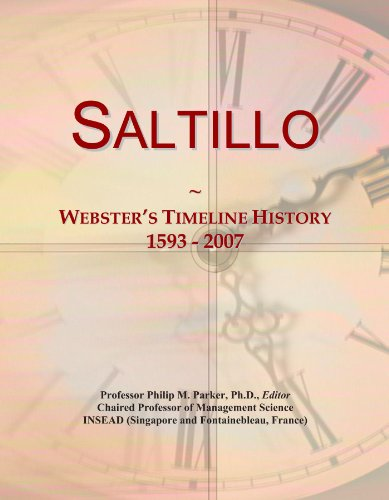 saltillo-websters-timeline-history-1593-2007