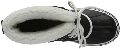 Sorel 1964 Pac 2 Wl, Stivali da Neve Donna Nero (Black, White 010Black, White 010)