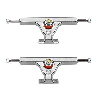 CALIBER Trucks GII 184mm 50° - Raw - Longboard Achse