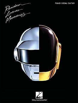 Daft Punk - Random Access Memories Songbook (Piano, Vocal, Guitar) de [Daft Punk]